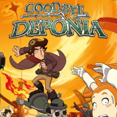 Goodbye Deponia
