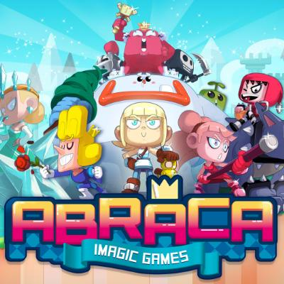 Abraca - Imagic Games