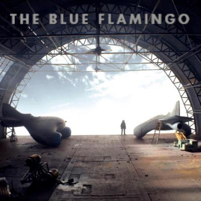 The Blue Flamingo