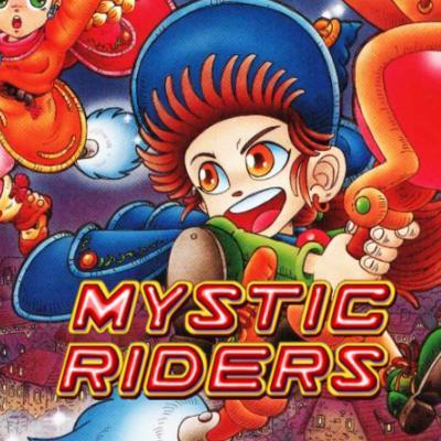 Mystic Riders