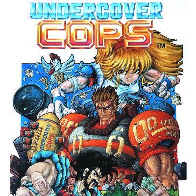 Undercover Cops