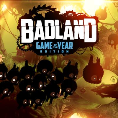 Badland : Game Of The Year Edition