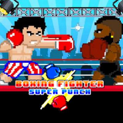 Boxing Fighter: Super punch
