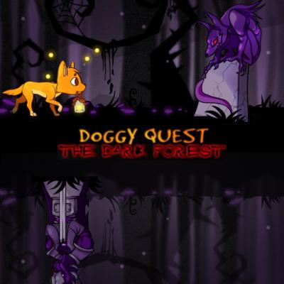 Doggy Quest : The Dark Forest