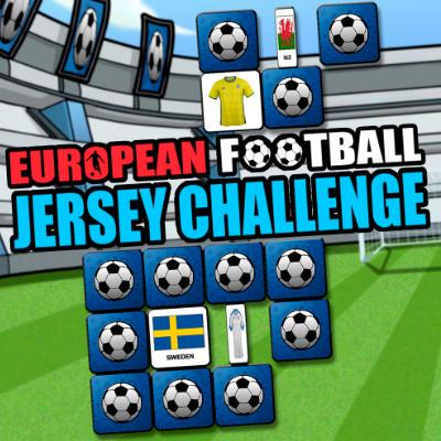European Football Jersey Quiz