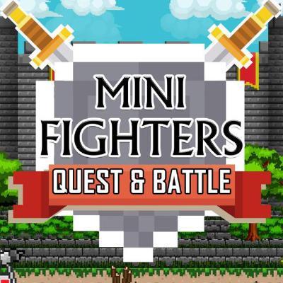 Mini Fighters : Quest & battle