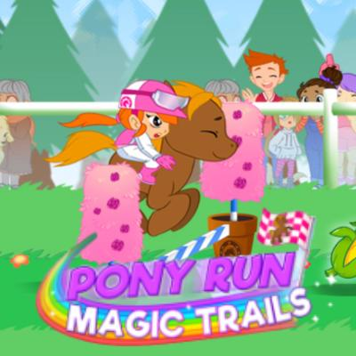 Pony Run: Magic Trails