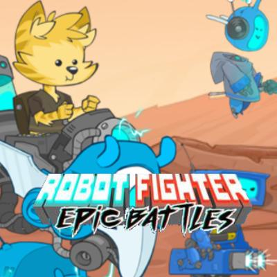 Robot Fighter : Epic Battles