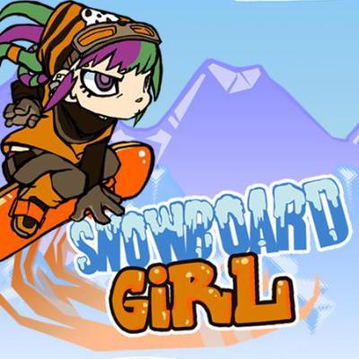 Snowboard Girl