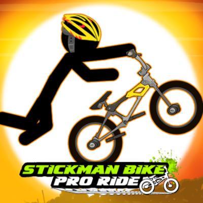 Stickman Bike: Pro Ride