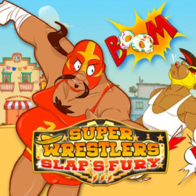 Super Wrestlers: Slaps' Fury