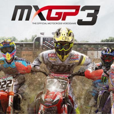 MXGP 3 - The Official Motocross Videogame