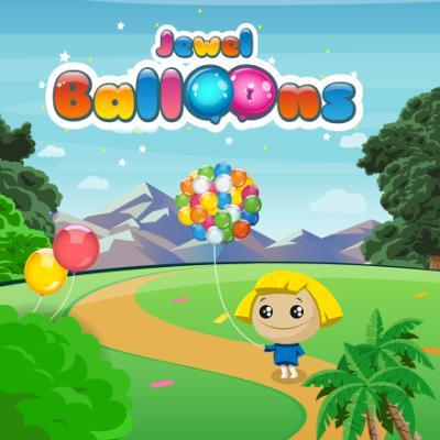 Jewel Balloons