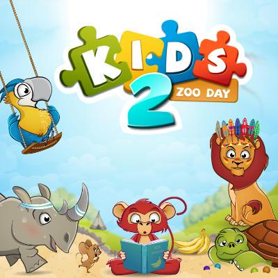 Kids: Zoo Day 2