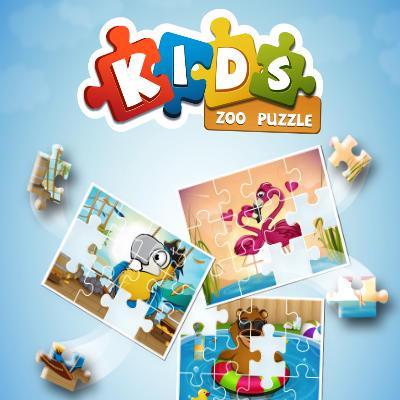 Kids : Zoo Puzzle