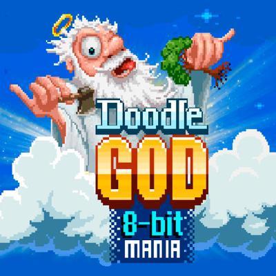 Doodle God 8-bit Mania