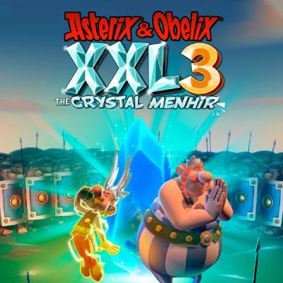 Astérix & Obélix XXL 3 - Le Menhir de Cristal