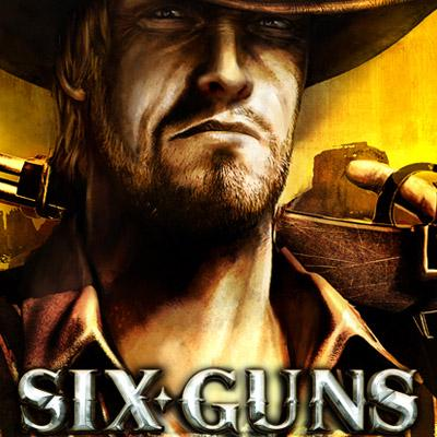Six-Guns : Gang Showdown