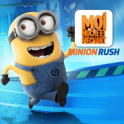 Minion Rush : Moi, Moche et Méchant