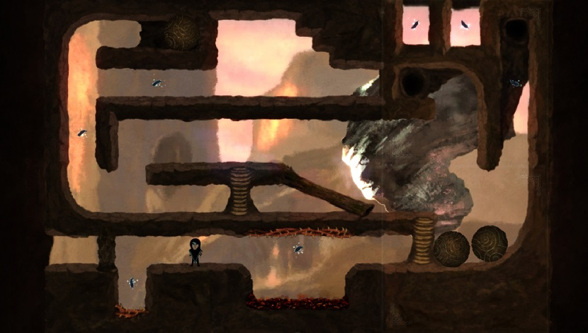 Munin - Gojira - Daedalic Entertainment - Blacknut Cloud Gaming