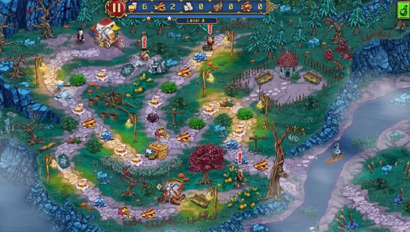 Incredible Dracula : Chasing Love - New Bridge Games - Alawar Entertainment - Blacknut Cloud Gaming