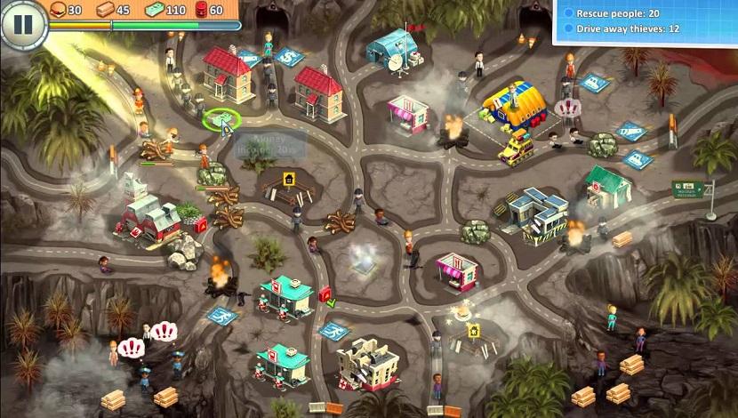 Rescue Team 5 - Rionix - Alawar Entertainment - Blacknut Cloud Gaming