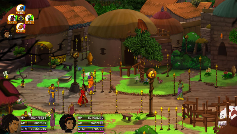 Aurion: Legacy of the Kori-Odan - Kiro'o Games - Plug In Digital - Blacknut Cloud Gaming