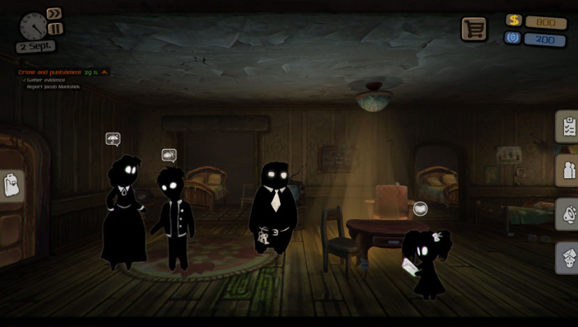Beholder - Warm Lamp Games - Alawar Entertainment - Blacknut Cloud Gaming