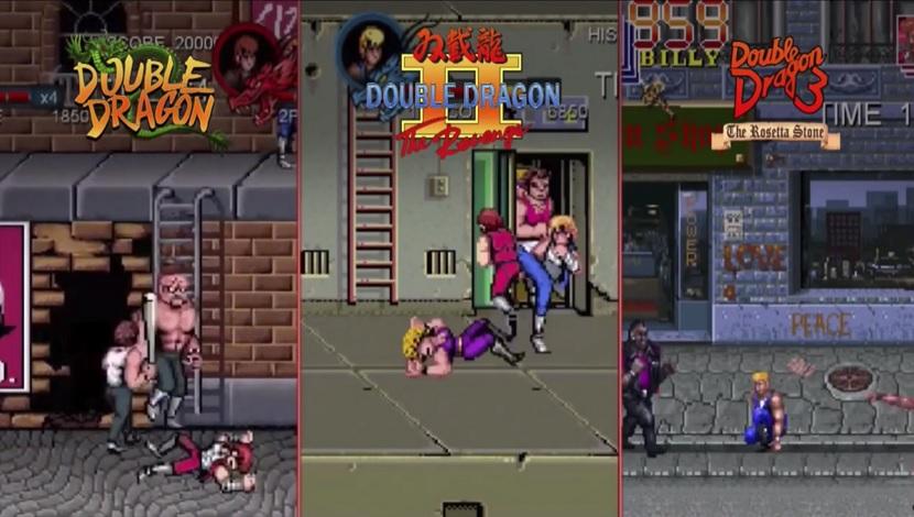 Double Dragon Trilogy - DotEmu - DotEmu - Blacknut Cloud Gaming