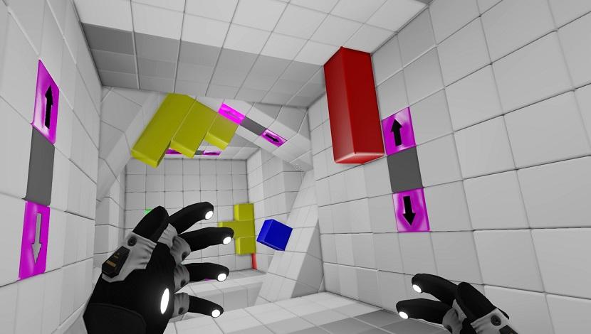 Q.U.B.E. - Toxic Games - Toxic Games - Blacknut Cloud Gaming