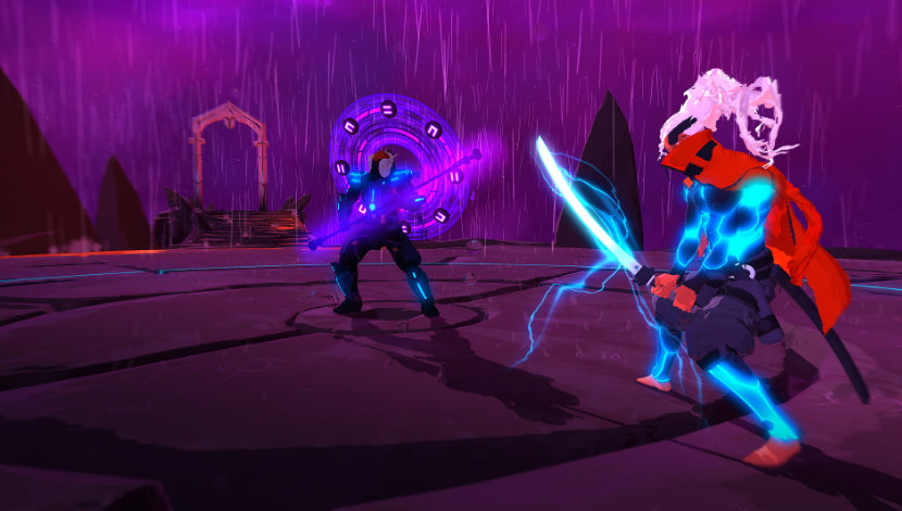 Furi - The Game Bakers - The Game Bakers - Blacknut Cloud Gaming