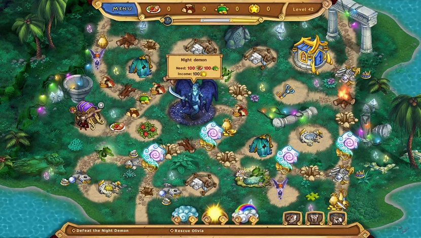 Weather Lord : Legendary Hero ! - Yustas Games Studio - Alawar Entertainment - Blacknut Cloud Gaming