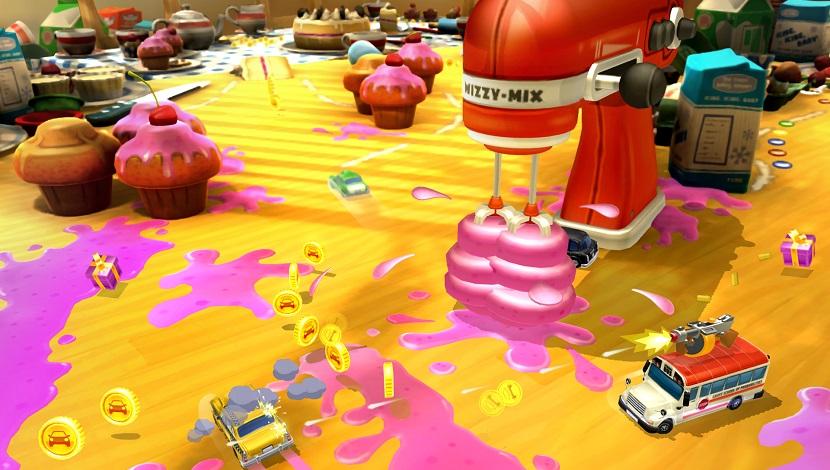 Toybox Turbos - Codemasters - Codemasters - Blacknut Cloud Gaming