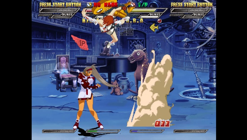 Guilty Gear Isuka - Arc System Works - H2 Interactive - Blacknut Cloud Gaming