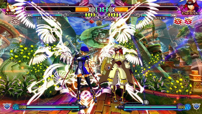 BlazBlue: Calamity Trigger - Arc System Works - H2 Interactive - Blacknut Cloud Gaming