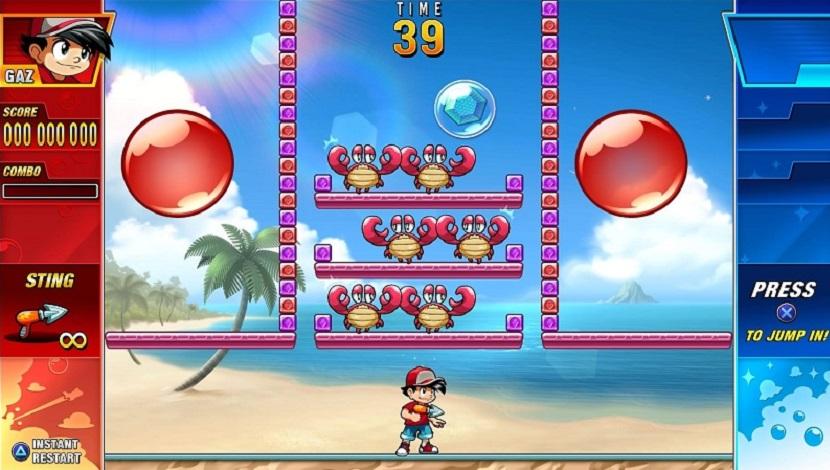 Pang Adventures - DotEmu - DotEmu - Blacknut Cloud Gaming