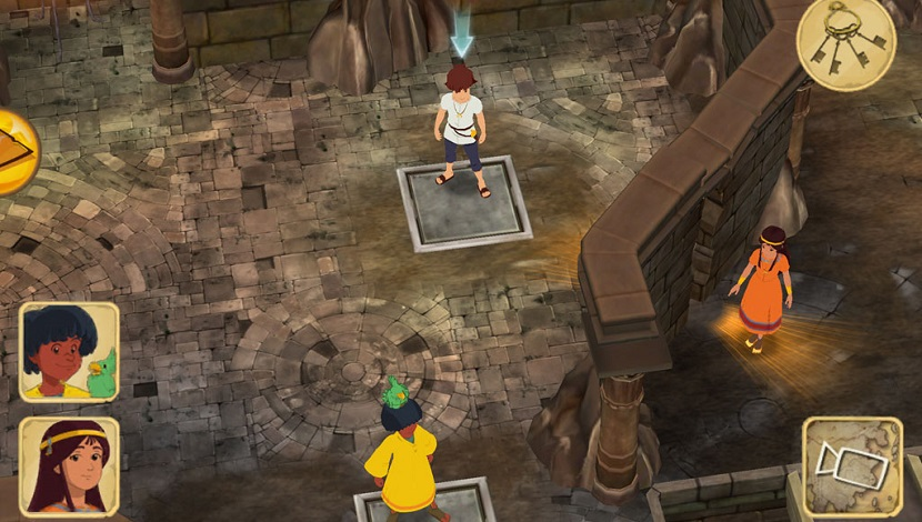 The Mysterious Cities of Gold - Secret Paths - Neko Entertainment - Ynnis Interactive - Blacknut Cloud Gaming