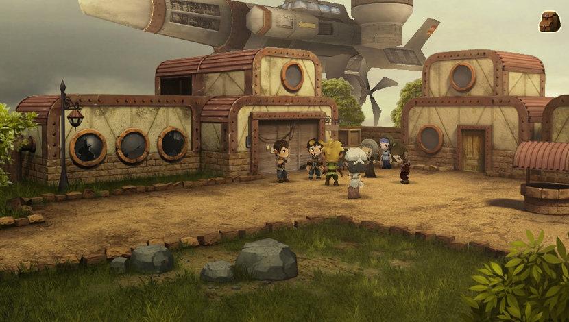Evoland - Shiro Games - Shiro Games - Blacknut Cloud Gaming