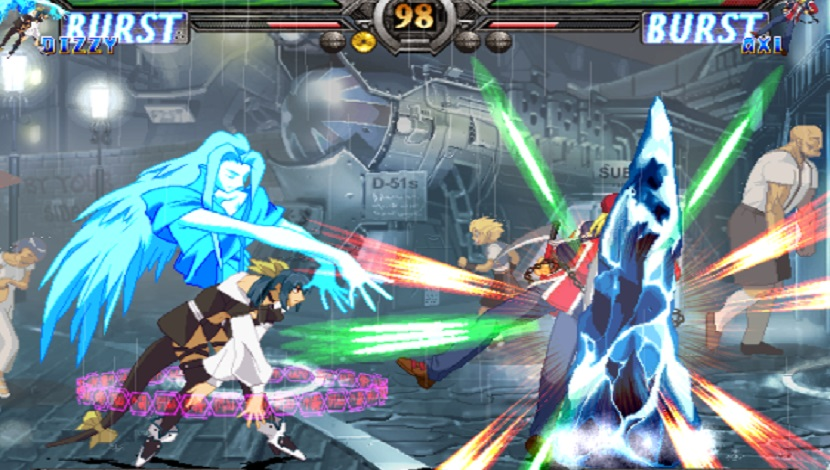 Guilty Gear X2 Reload - Arc System Works - H2 Interactive - Blacknut Cloud Gaming