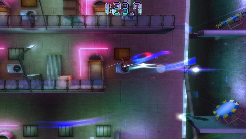Ninja Pizza Girl - Disparity Games - Disparity Games - Blacknut Cloud Gaming