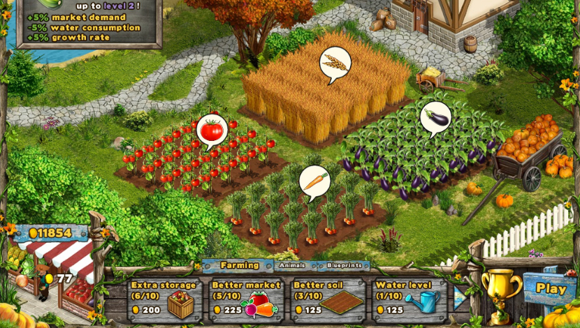 Farmington Tales - North Tree - North Tree - Blacknut Cloud Gaming