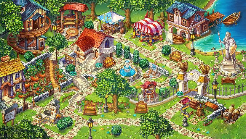 Runefall - North Tree - North Tree - Blacknut Cloud Gaming