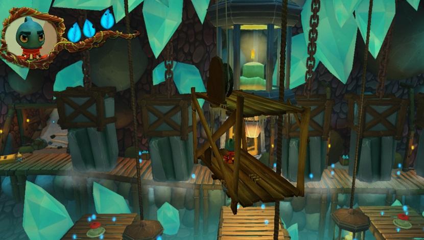 Ginger : Beyond the Crystal - Drakhar Studio - Badland Games - Blacknut Cloud Gaming