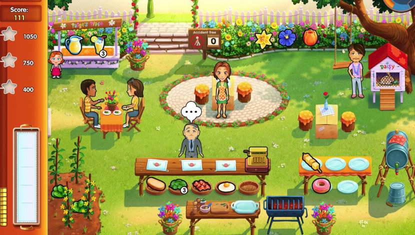 Delicious - Emily's Home Sweet Home - GameHouse - GameHouse - Blacknut Cloud Gaming