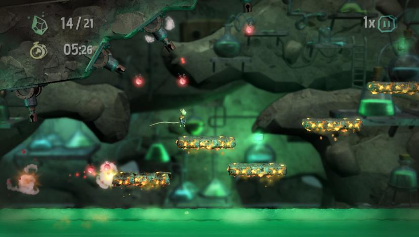 Ethan: Meteor Hunter - Seaven Studio - Seaven Studio - Blacknut Cloud Gaming