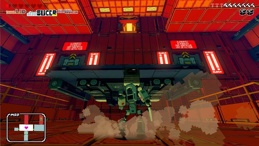 Heart&Slash - AHEARTFULOFGAMES - Badland Games - Blacknut Cloud Gaming