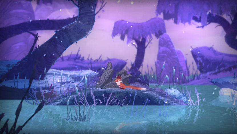 Seasons after Fall - Swing Swing Submarine - Focus Home Interactive - Blacknut Cloud Gaming