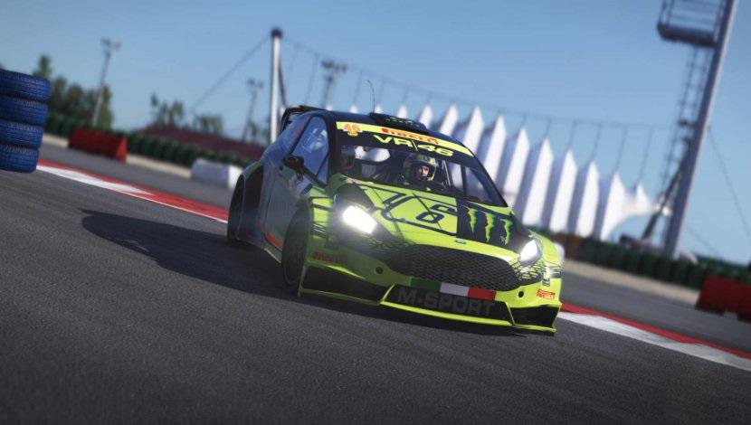 Valentino Rossi The Game - Milestone - Milestone - Blacknut Cloud Gaming