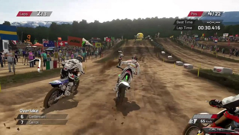 MXGP 2 - The Official Motocross Videogame - Milestone - Milestone - Blacknut Cloud Gaming