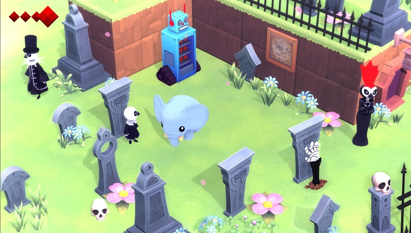 Yono and the Celestial Elephants - Neckbolt - Plug In Digital - Blacknut Cloud Gaming